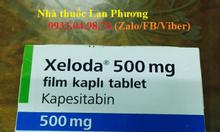 Giá thuốc Xeloda 500mg 120 viên Capecitabine