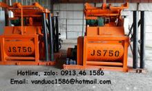 Máy trộn bê tông JS500, trạm trộn bê tông JS500