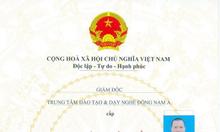 Chứng Chỉ Lái Xe Nâng Tại Đà Nẵng 0946298408