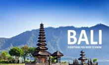 Tour Du Lịch Thiên Đường Bali Hè 2017