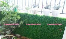 Đại lý bán tấm cỏ nhựa, miếng cỏ giả, tấm lá nhựa