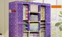 Tủ vải khung gỗ cao cấp - Siêu Bền Đẹp