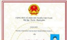 Học lái Máy Xúc - Cấp Chứng Chỉ Máy xúc ở Lạng Sơn