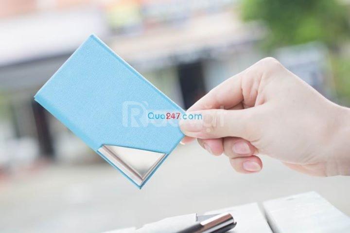 Hộp Namecard khắc Logo theo yêu cầu
