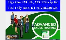 Dạy kèm Word, Excel cấp tốc cho người đi làm.