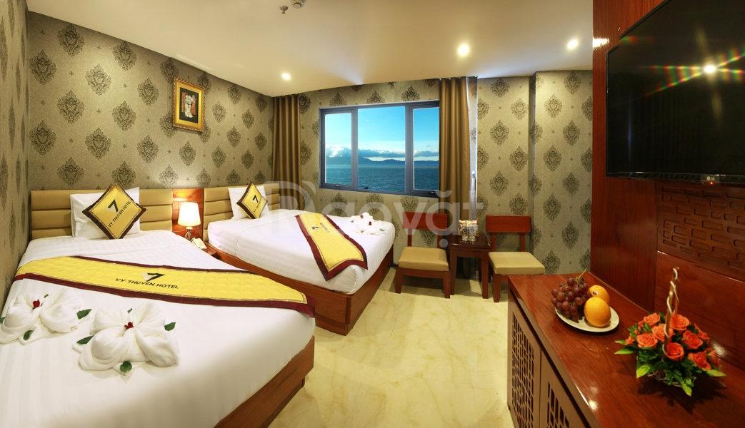 Phòng khách sạn pháo hoa Đà Nẵng giá rẻ