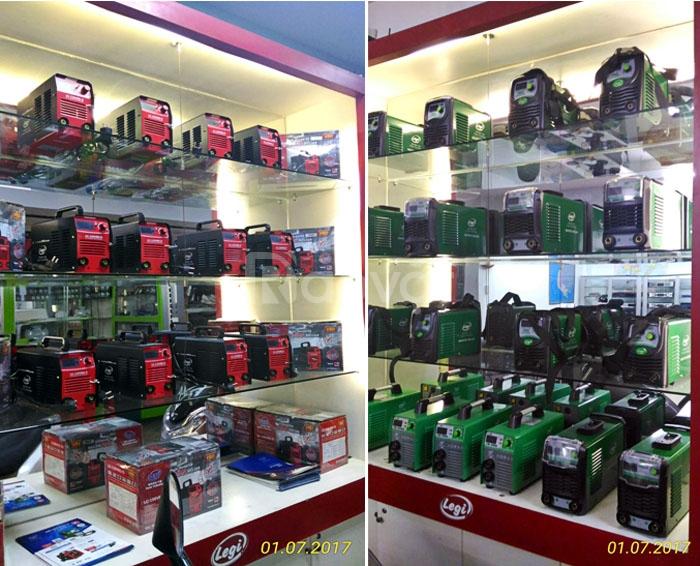 Thanh lý 50 máy hàn điện tử Legi (Que, TIG, inox)