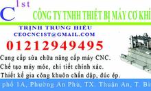 Nhận gia công chi tiết chính xác CNC HCM