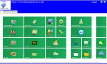 Phần mềm quản lý bán hàng và các thiết bị máy in