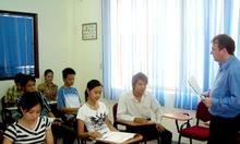 Khai giảng khóa đào tạo tin học, ngoại ngữ