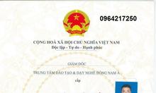 Đào Tạo Và Cấp Chứng Chỉ Hàn 3G Uy Tín