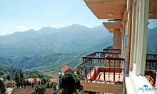 SAPA SUMMIT HOTEL khai trương tự hào có view đẹp