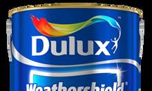 Sơn nước dulux ngoài trời weather shield cao cấp
