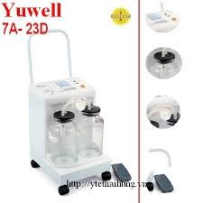 máy tạo oxy, hút dịch hiệu Yuwell cũ còn bảo hành