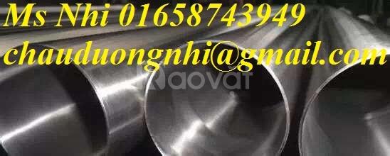 Ống thép không gỉ (Inox): SUS304