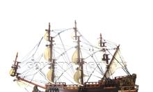 Gỗ Việt Mỹ Nghệ bán mô hình tàu thuyền buồm gỗ