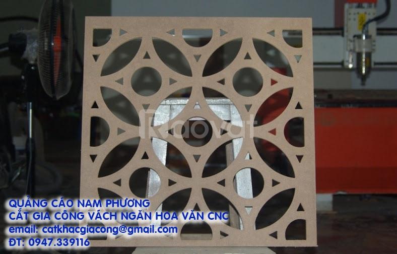 Vách Ngăn CNC Nam Phương