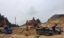 Chuyên nhận san lấp mặt bằng tỉnh Quảng Nam