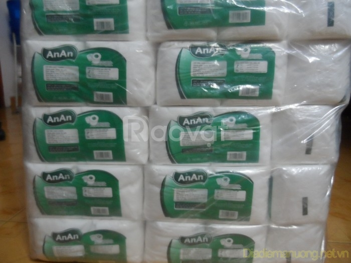 Cung cấp giấy vệ sinh cho khách sạn