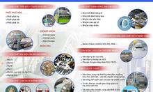 Hóa chất xử lý bề mặt nhôm - sắt - kẽm