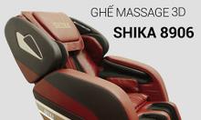 Ghế massage 3D tuyệt tác đẹp cô thợ massage giỏi