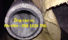 Ống cao su bố vải chuyên dẫn xăng dầu dẫn nước