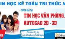 Dạy tin học văn phòng cấp tốc tốt nhất Hà Nội