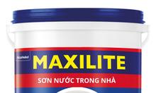Đại lý sơn nước dulux maxilite trong nhà