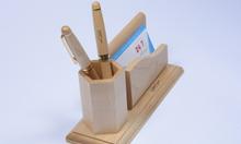 Quà gỗ Mapple để bàn khắc Logo theo yêu cầu