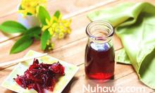 Mứt Hoa Atiso Đỏ NuHaWa - Miễn Phí Giao Hàng