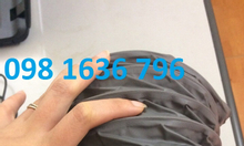 Ống vải Simili lõi thép - ống gió bụi ghi