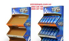 Kệ giấy carton - shelf carton - kệ giấy lắp ráp