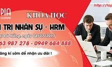 Khóa quản trị nhân sự HRM K29