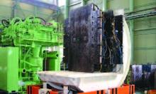 Kẹp thủy lực máy ép nhựa hãng MICO