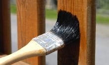 Tuyển thợ sơn PU cho gỗ