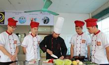 Trường dạy trung cấp Nấu ăn ngon cuối tuần
