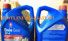 Nhớt bánh răng Delo Gear EP-4 SAE140-4L