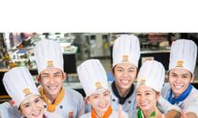 Tuyển sinh Cao đẳng nấu ăn (bằng chính quy)