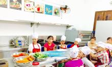 Lớp dạy nấu ăn cho trẻ em