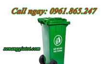 Thùng rác công cộng 240l nên mua ở đâu