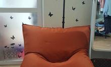 Ghế lười hạt xốp hình chữ nhật