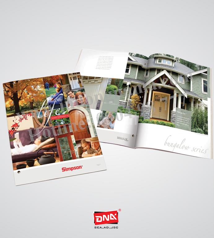 In catalogue đẹp giá rẻ tại Hà Nội