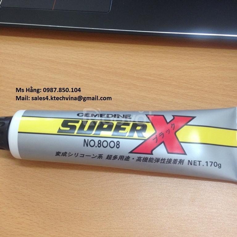 Keo Cemedine Super X 8008