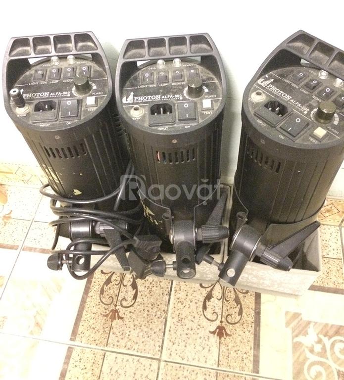 Bán đèn photon 800w cho studio
