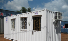 Container văn phòng giá tốt tại Đà Nẵng