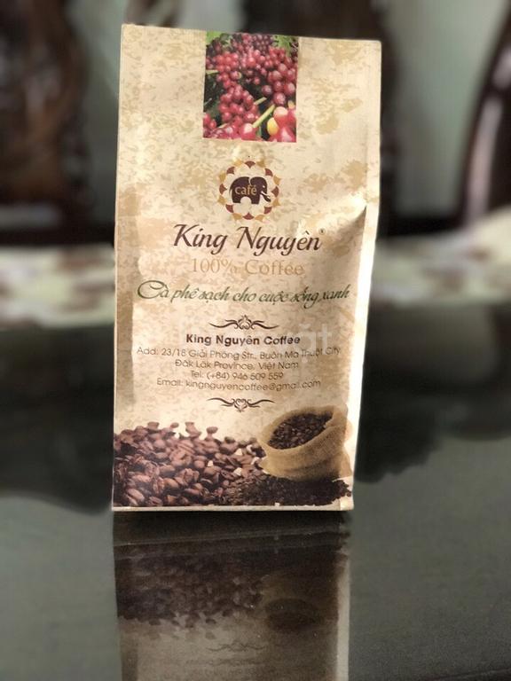 Cà phê King Nguyên đặc sản hàng đầu Buôn Ma Thuột