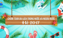 Các tour du lịch hè 2017