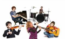 Dạy guitar, organ, piano, trống, ukulele, thanh nhạc