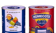 Chuyên cung cấp sơn dầu cho kim loại, tường nhà...