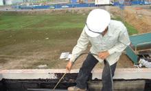 chống thấm xử lý nứt sàn, tường